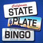 State Plate Bingo App