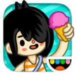 Toca Life Vacation App