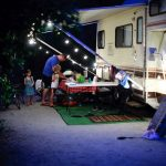Family Camping Image