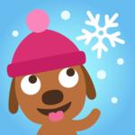 Sago Mini Snow Day App