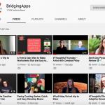 BridgingApps YouTube Screenshot